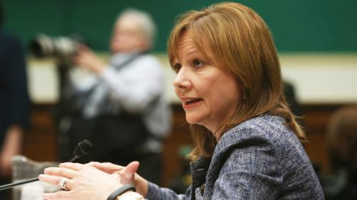 CEO Mary Barra Wants GM To Develop A New Attitude