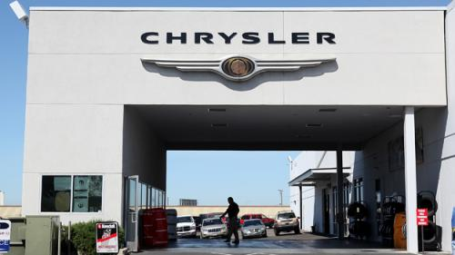 Chrysler Expands Air Bag Recall