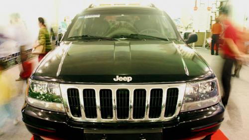 Chrysler: Government Timetable Off For Fixing Recalled Jeep SUV's