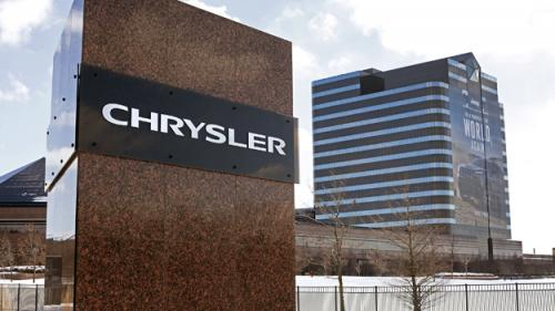Chrysler Issues Recall For Nearly 907K Cars, SUVs