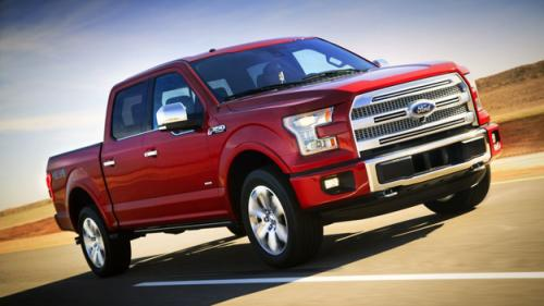 Ford's New F-150 To Get 26 Mpg, Tops Among Pickups