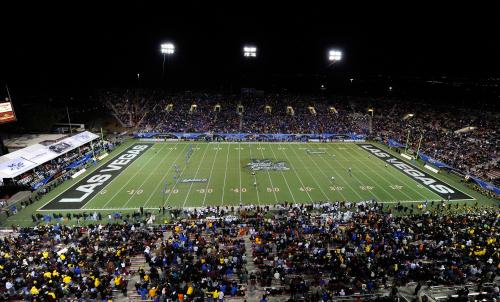 Las Vegas Bowl Set For Dec. 21