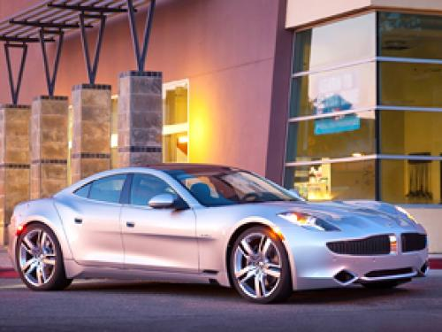 Luxury Electric Car Maker Fisker Misses Federal Loan Payment