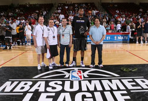 NBA Summer League Headed Back to Vegas