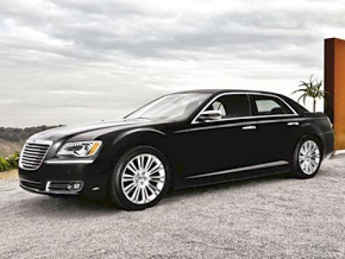 Road Test: 2013 Chrysler 300C