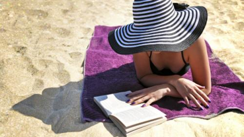 Six Hot Beach Reads For Summer