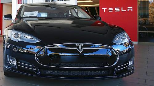 Tesla Shares In High Gear On Strong 4Q Sales